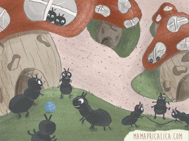 Mali mrav