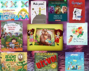 10 dječjih knjiga za ljeto po preporuci mame pričalice